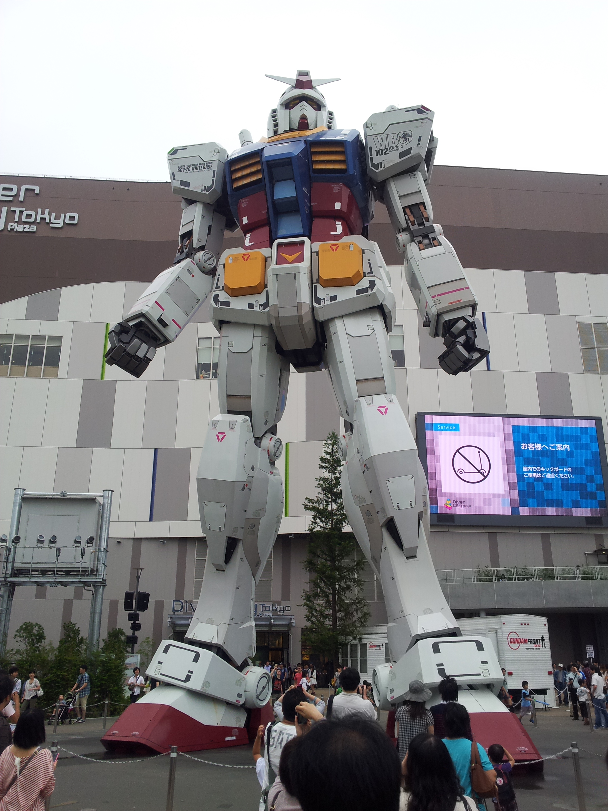 how to build a mech in real life